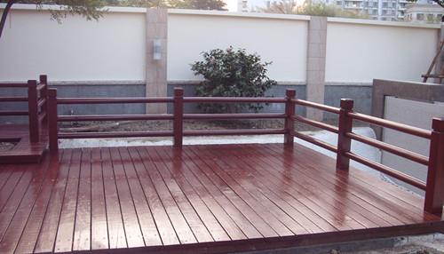 户外木地板室外防腐木地板木平台地板