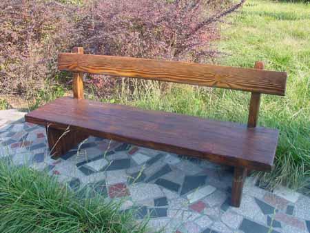实木座椅,原木椅子