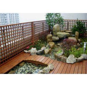 广西专业假山鱼池设计制作