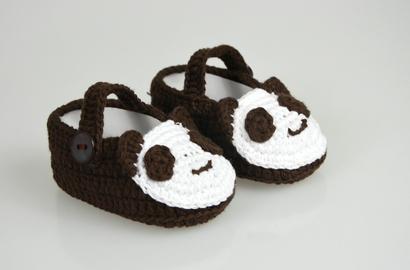 怎样针织宝宝鞋图解