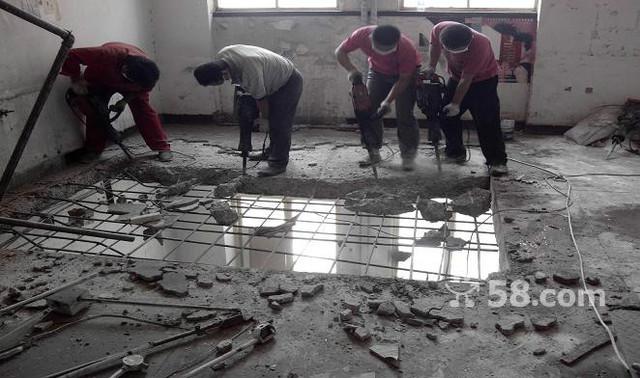 北京专业室内拆除改造公司68682281