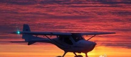 新西兰一架双翼飞机失踪