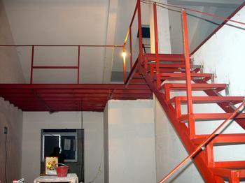 北京门头沟区制作钢结构楼梯13522266625设计安装