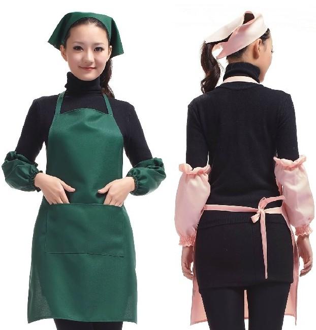 深圳福田围裙、广告印花围裙订做、凯兰达服饰
