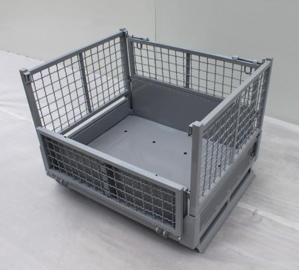 大量供应折叠物料箱重型折叠料箱价优