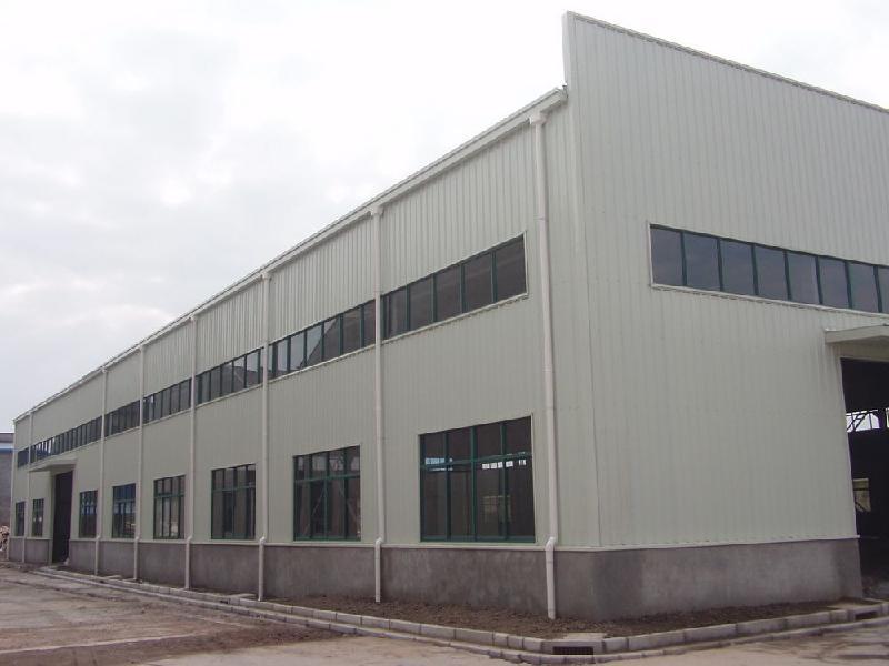 海拉尔彩钢,钢结构,大型车库,厂房,车间