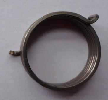 四川成都五金扭力弹簧配件加工定做私人订制