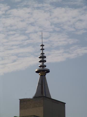 贵州装饰塔,广西白钢塔
