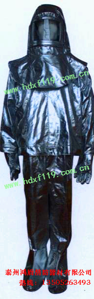 江苏省隔热防护服公司铝箔复合隔热防护服零售鸿盾消防器材