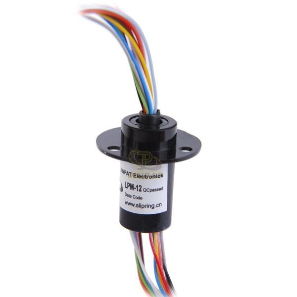 微型系列导电滑环全站仪专用滑环
