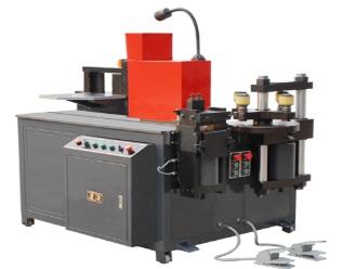 数控铜排加工机-三合一铜排折弯机、液压一体式铜排机