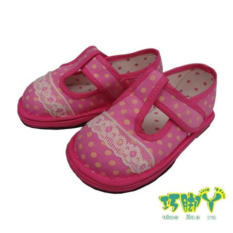 传统手工布鞋/布鞋批发/手工布鞋批发-巧脚丫手工童鞋