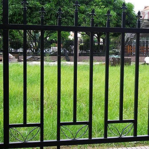 湖南长沙铁艺围栏