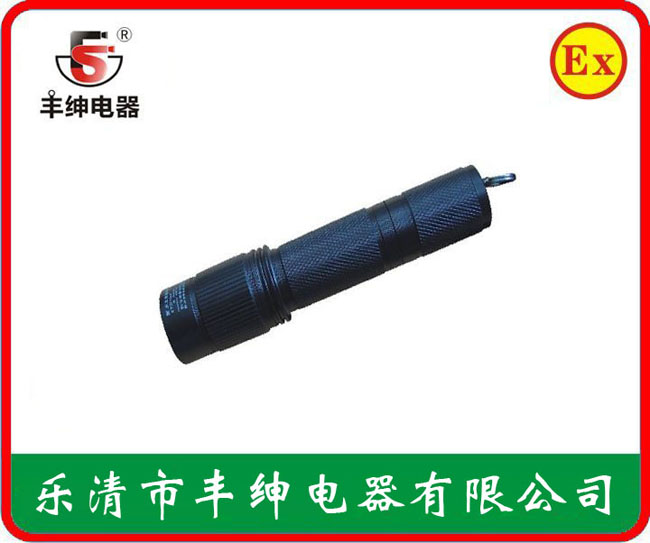 JW7620固态微型强光防爆电筒野外工作手电