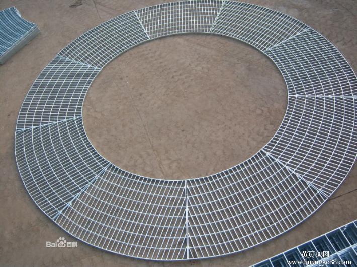 超旺钢格板厂专业耗益各种规格同形钢格板、可去图定制