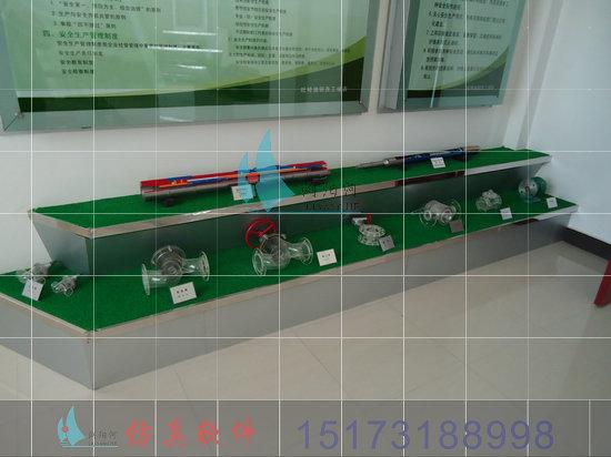 湖北天然气分离器培训装置演示模型展品出厂价