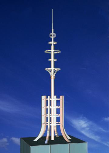 工艺装饰塔,装饰塔