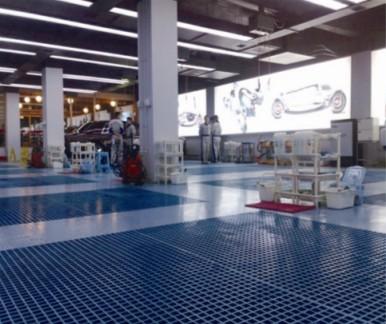 新疆环保玻璃钢洗车专用格栅