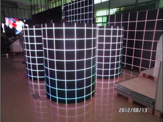 线 接地线:火线与0 线导线截面积相同;10 千瓦以上显示屏应加降压