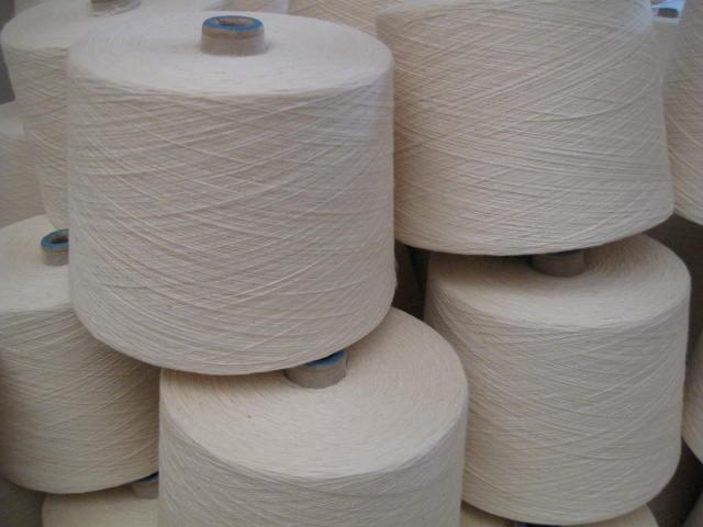 环锭纺全棉纱10支 纯棉环纺10支12支 16支 21支32支-杰森生产