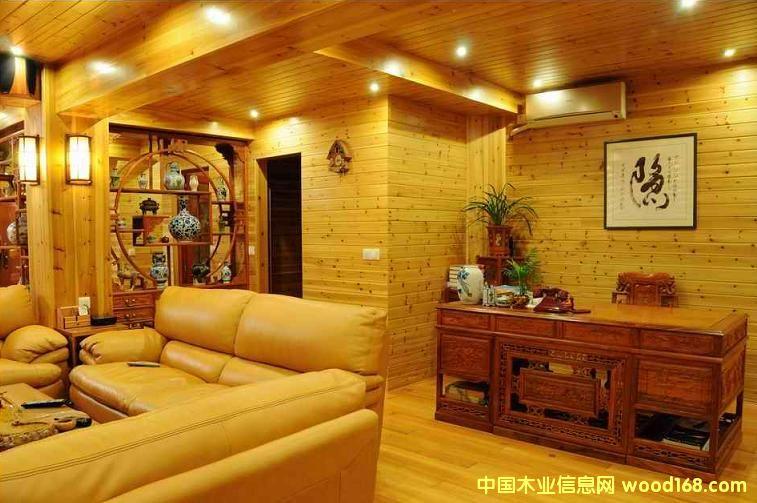 桑拿板是用于卫生间的专用木板一般选材于进口松木类和南洋硬木,经过图片