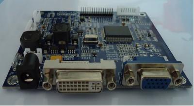 军用显示器专用工业宽温液晶驱动板