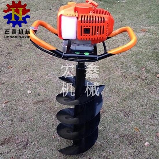 各种钻头挖坑机报价大四轮悬挂挖坑机种植山地挖窝机