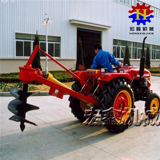 新款热销挖坑机偃师各种钻头植树挖坑机