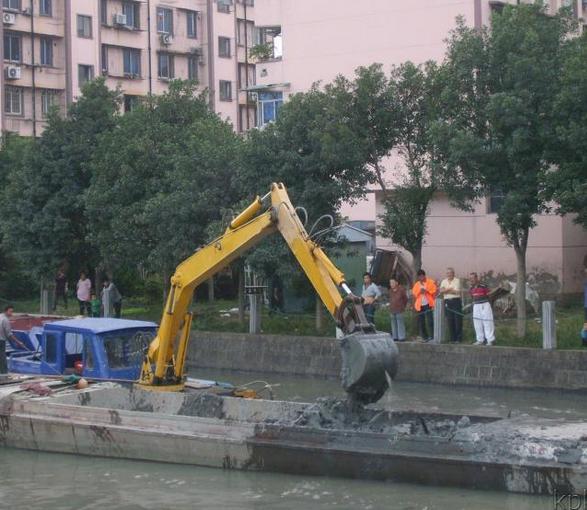 长春河道清淤公司-上海瑞达提供精品施工