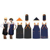 青岛围裙生产厂家 促销服围裙定做 广告围裙批发