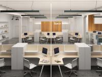 如何选择板式办公家具
