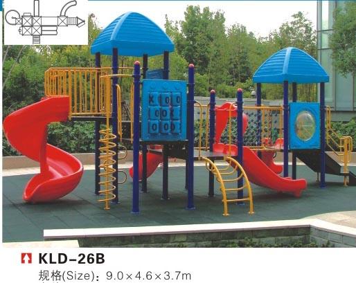 深圳最新组合滑梯报价、儿童游乐玩具厂家