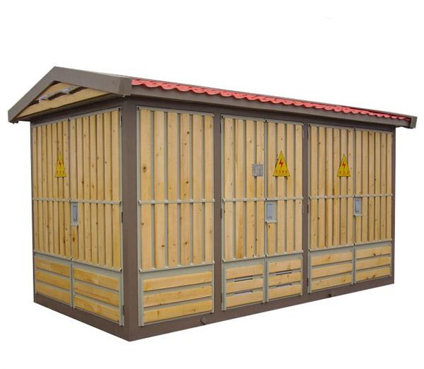 箱式变电站的特点及住宅小区箱式变电站存在实际问题.图片