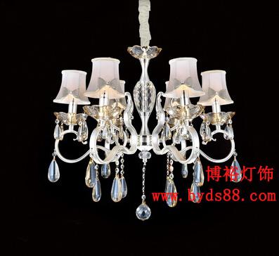 水晶灯,不容小觑的家装饰品_中山市博裕灯饰有限公司