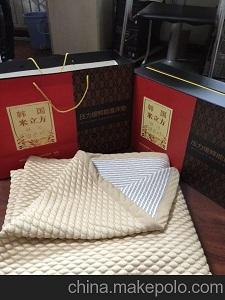 韩国米立方床垫你买我送韩国米立方枕套一对