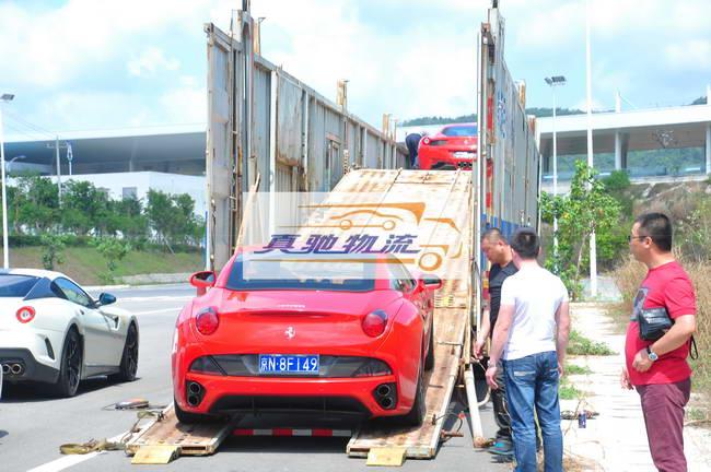 奥迪q3撞车真实图片大全