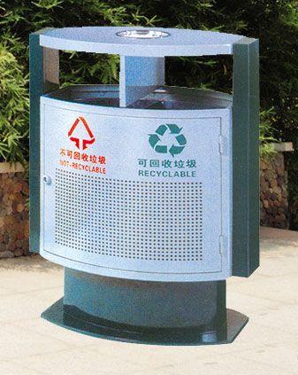 垃圾桶环保标志及其意义