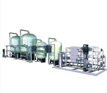 工业实验室纯水机