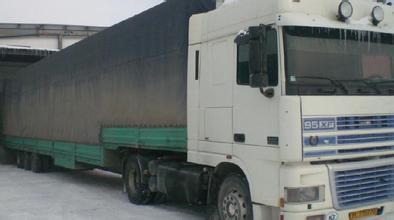 东莞市茶山到衡水市故城县易燃易爆危险品物流运输257