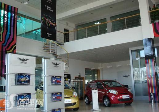 各类汽车4s店装修设计,为业主进行现场实际测量,平面设计,墙顶面设计