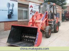 山东烟台求购有机肥铲车翻堆机通达重工槽式翻堆机精益敏捷