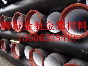 湘西1.0MPA普通给水球墨铸铁管