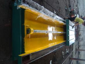 镇江2500mm机床滑台铸件配料成分/导轨淬火处理说明