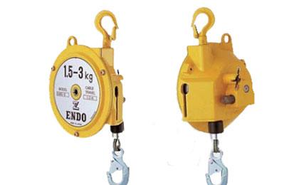 日本远藤弹簧平衡器模型