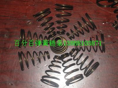 弹簧减震器不锈钢弹簧弹簧厂家压缩弹簧橡胶弹簧