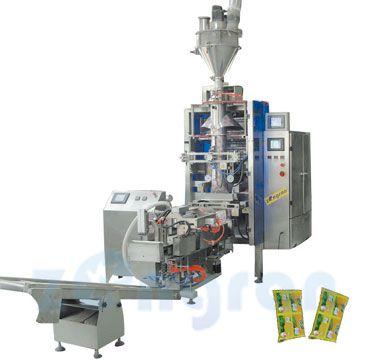 VFS7300全自动真空抽气包装机组