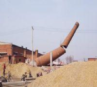 尖草坪砖头烟囱拆除公司