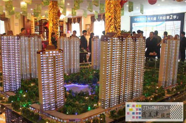 济南古建筑 风景园林沙盘模型制作 景区规划模型制作