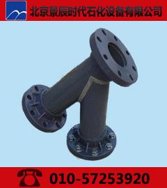 法兰式PVC过滤器法兰式PVC-Y型过滤器防腐性能好安装方便