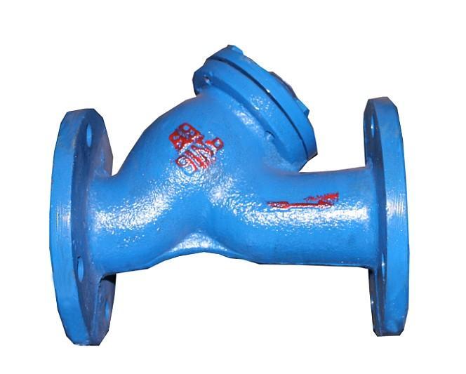 厂家供应GL41H-Y型过滤器 法兰过滤器 过滤器厂家